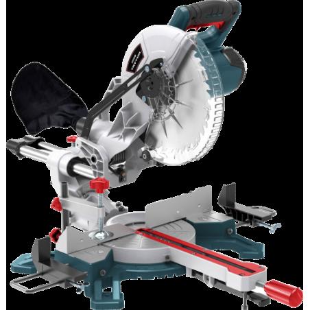 Pilarka ukosowa 2000W 255mm 5000rpm z laserem Tryton TU2000A