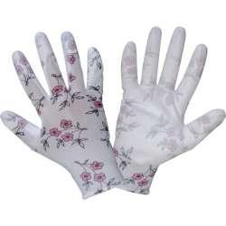 Rękawice ogrodowe damskie w...
