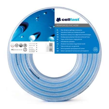 Wąż zbrojony ogólnego stosowania 8 mm Cellfast 20-115