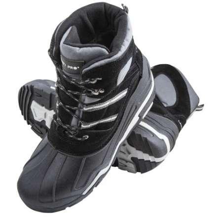 Śniegowce buty zimowe zamszowe Oxford Lahti Pro L30805