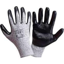Rękawice nitrylowe odporne...