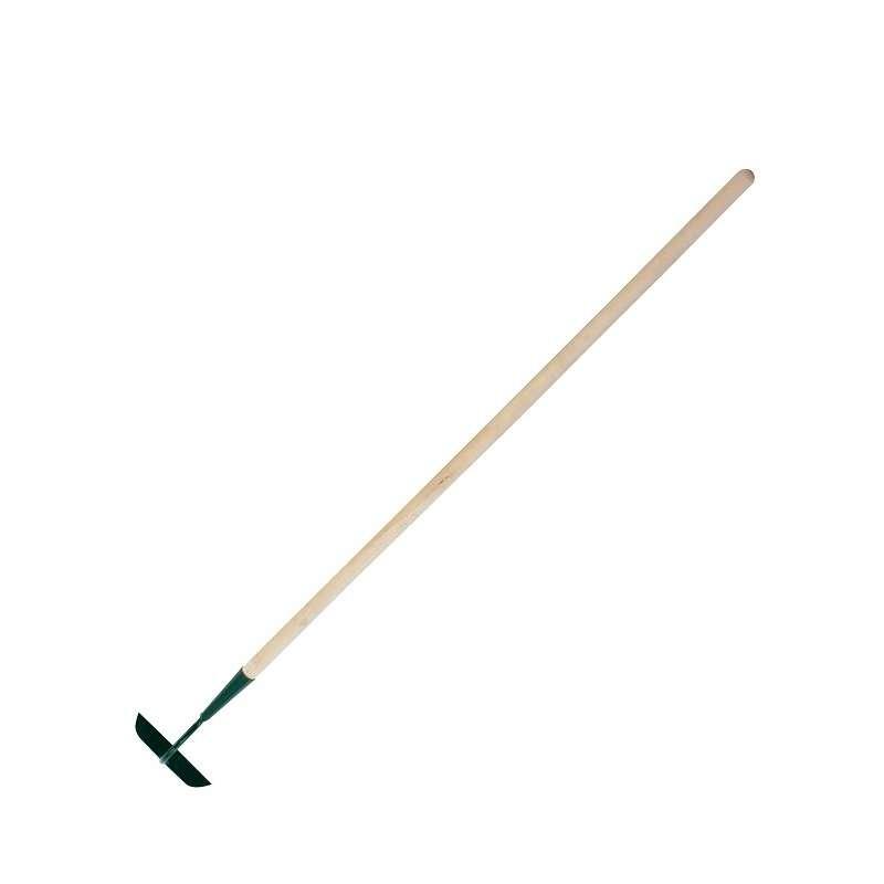 motyka 160mm z trzonkiem drewnianym l:110cm profix 12291