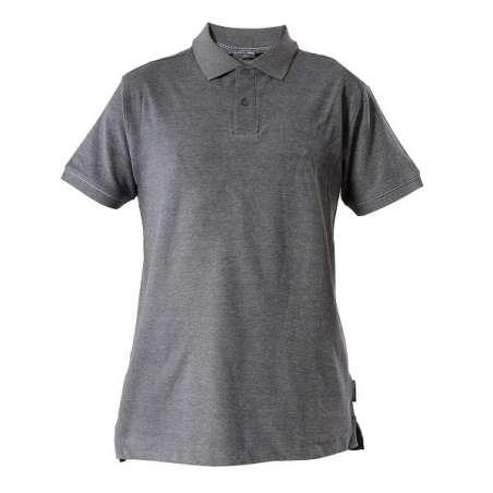 Koszulka bawełniana polo szara 220g Lahti Pro L40306