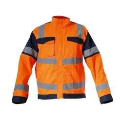 kurtka ostrzegawcza letnia pomarańczowa s-3xl ce lahtipro l40911