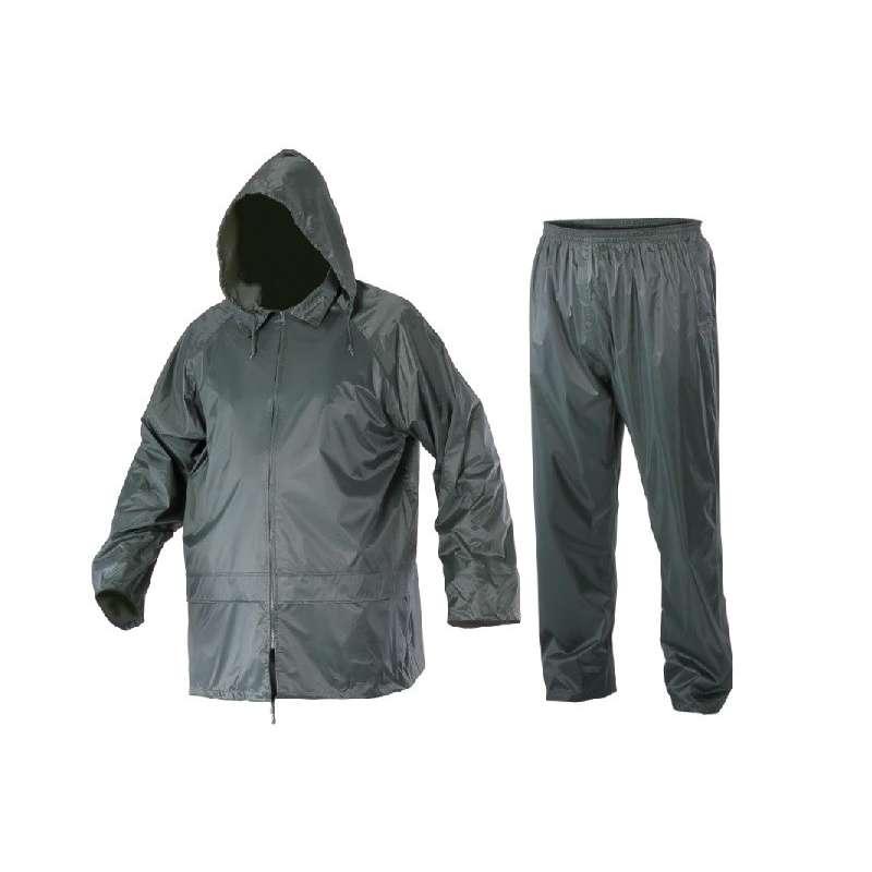 płaszcz przeciwdeszczowy zielony ce lahtipro l41402