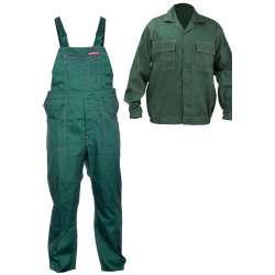 quest kombinezon ubrania robocze zielony lahtipro lpqa