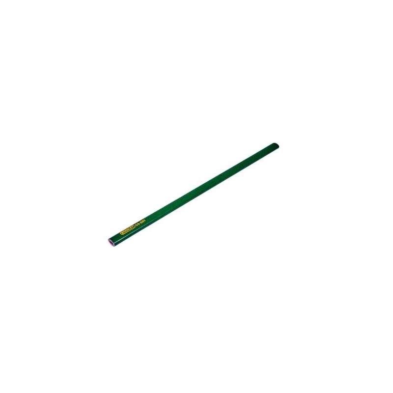ołówek murarski twardy 18cm zielony 4h stanley 03-851