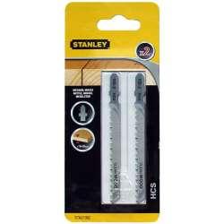 brzeszczoty hcs t 100x75/60 podz. 4mm stanley sta21062