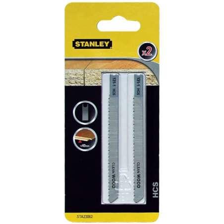 Brzeszczoty HCS U 100x7540 podz. 2.5mm Stanley STA23062