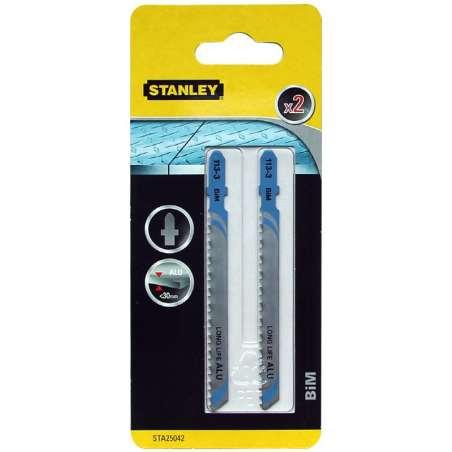 Brzeszczoty BIM T 100x7210 podz. 3mm Stanley STA25042