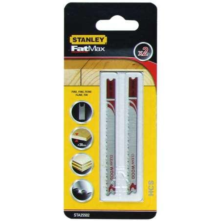 Brzeszczoty HCS U 100x7830 podz. 2.7mm Stanley STA25502