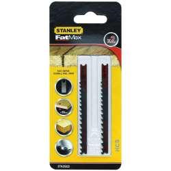 Brzeszczoty HCS U 100x7760 podziałka 4mm Stanley STA25522