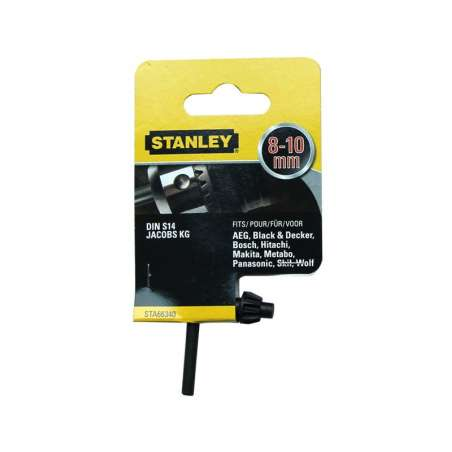 Kluczyk do uchwytu wiertarskiego 8-10mm Stanley STA66340