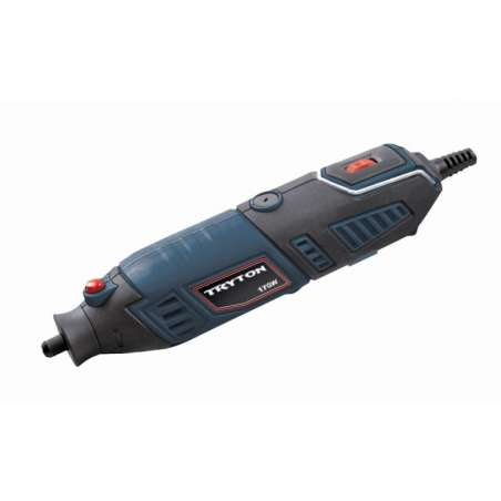 Miniszlifierka dla majsterkowicza 170W plus akcesoria Tryton TMG170K