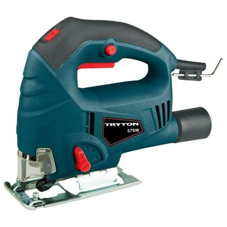 Wyrzynarka 570W głębokiego cięcia 65mm 0-3000 suw/min Tryton TMR570