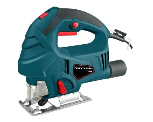 Wyrzynarka 710W głębokiego cięcia 80mm 0-3000 suw/min Tryton TMR712K