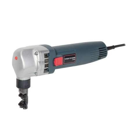 Elektryczne Nożyce do blachy 380W 1700MIN kufer Tryton TNB380K