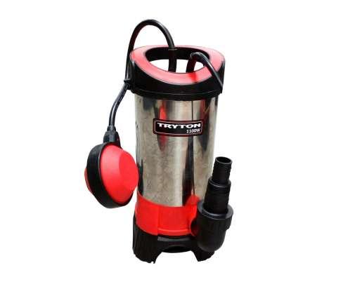 Pompa zatapialna do wody brudnej 1100W 11m Tryton TPB1100