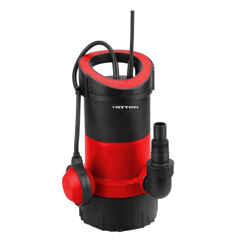 Pompa zatapialna do wody brudnej i czystej 750W Tryton TPB750