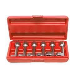 Zestaw kluczy oczkowo otwartych 12 6 elementów Proline 46842