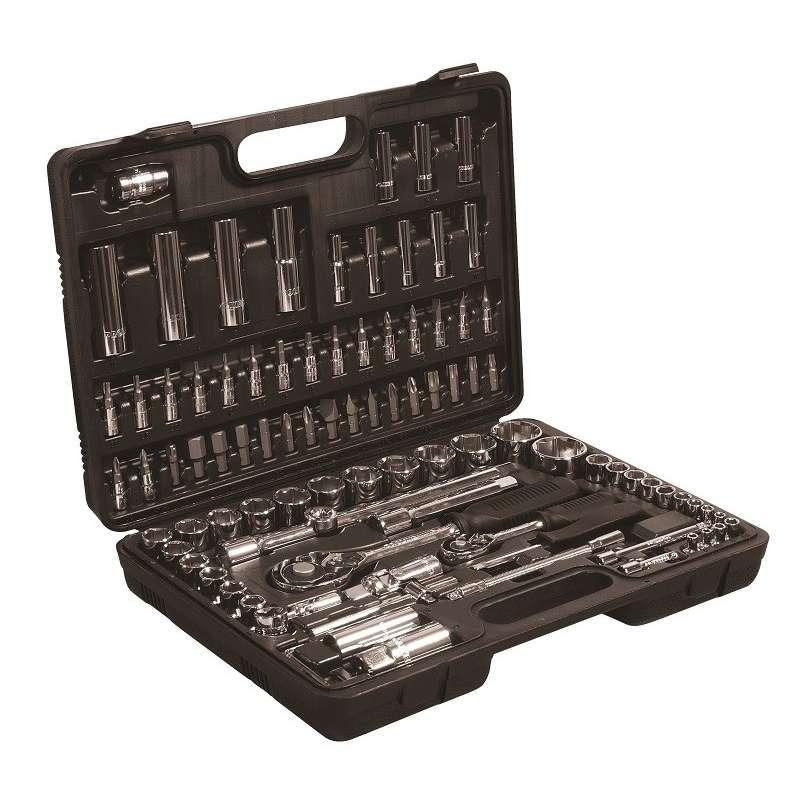 klucze nasadowe 1/4 1/2 94el. 4-32mm proline 48794