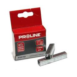 Zszywki G do takera 10,6mm prostokątne 6-14mm Proline 55406