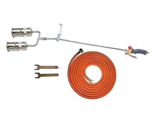 palnik do papy z podwójną dyszą 60mm 110kw proline 60052