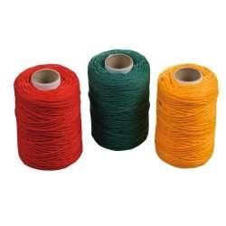 sznurek uniwersalny 50m średnica 2mm 3sztuki w różnych kolorach