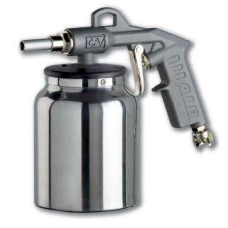 GAV Pistolet do zabezpieczeń antykorozyjnych ze zbiornikiem