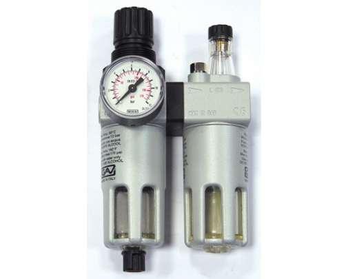 gav reduktor ciśnieniowy z filtrem i naolejaczem frl-200 3/8 cala