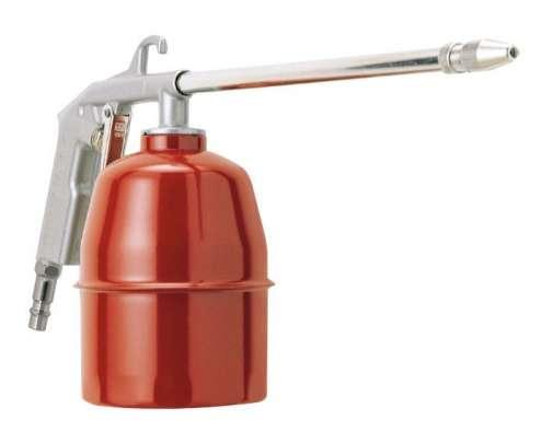 pistolet pneumayczny 1/4cala do mycia i przedmuchiwania ze zbiornikiem mega 66247