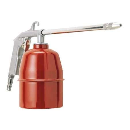 Pistolet pneumayczny 14cala do mycia i przedmuchiwania ze zbiornikiem Mega 66247