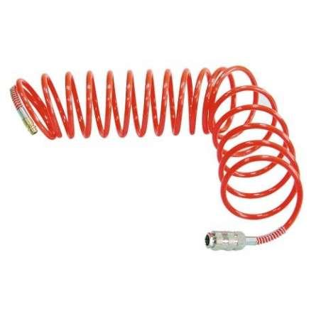 Wąż pneumatyczny spiralny 10m 68mm 120psi 8bar Mega 66251