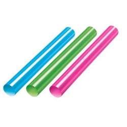 klej termotopliwy 11mm czerwony/zielony/niebieski 100mm 12szt stanley stht1-70436