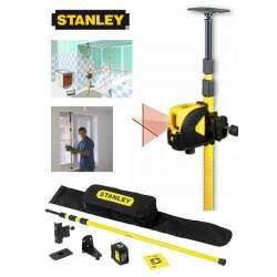 Laser krzyżowy CLLi zestaw z tyczką 77-214 FatMax Stanley 771231