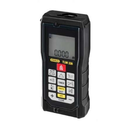 Laserowy dalmierz 100metrów TLM 330 czujnik pochylenia Stanley 771401