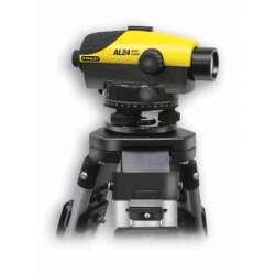 niwelator optyczny al24dvp + akcesoria (stopnie) stanley 1-77-159