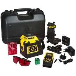 laserowy niwelator obrotowy fatmax rl350gl stanley 77-427