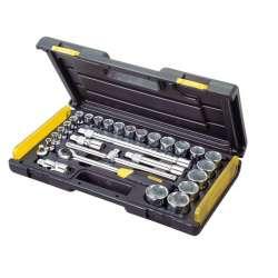 zestaw kluczy nasadowych 1/2cala microtough 29el. stanley 85-584