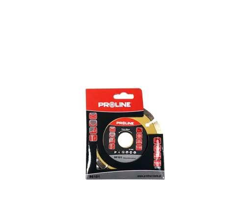 Tarcza diamentowa segmentowa (materiały budowlane) 115x2,0x7,5x22,23 Proline 86101
