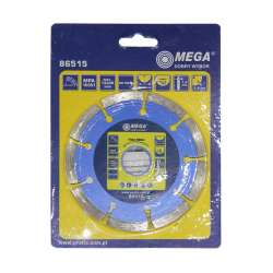 Tarcza diamentowa segmentowa 115x1,9x22mm Mega 86515