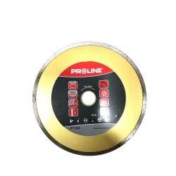 Tarcza diamentowa pełna (materiały budowlane) 180x2,6x22mm Proline 87103