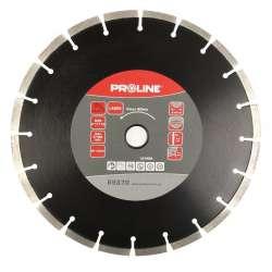 Tarcze diamentowe segmentowe beton zbrojony 300-350mm otw:25mm Proline 89370