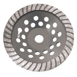 tarcza do szlifowania betonu turbo 115-180mm 22.2mm proline