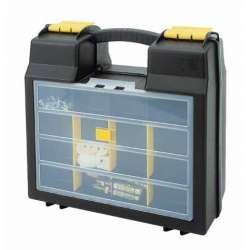 skrzynka na elektronarzędzia plus organizer stanley 92-734