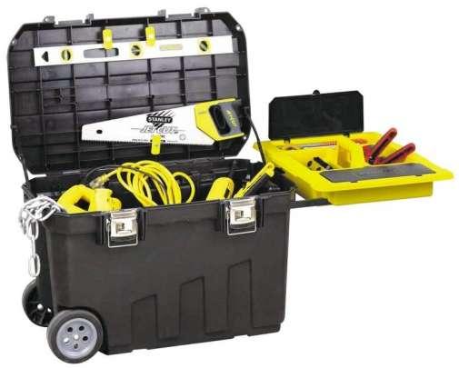 skrzynia warsztat na narzędzia na kółkach stanley 92-978