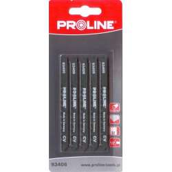 Brzeszczoty do tworzyw sztucznych 75 x 30 mm typ U (B) Proline 93406