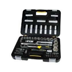 Klucze nasadowe zestaw 72 elementy 12 cala Stanley 946701