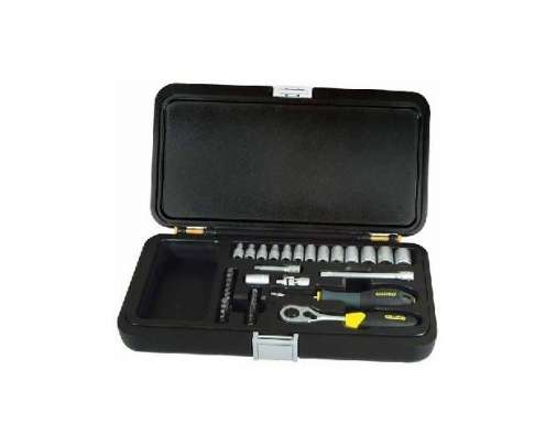 klucze nasadowe zestaw 35el. 1/4cala stanley 94-672