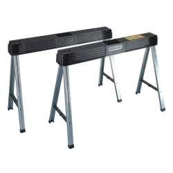 Składany stojak kobyłka Stanley Fold-Up 2 sztuki Stanley 974751